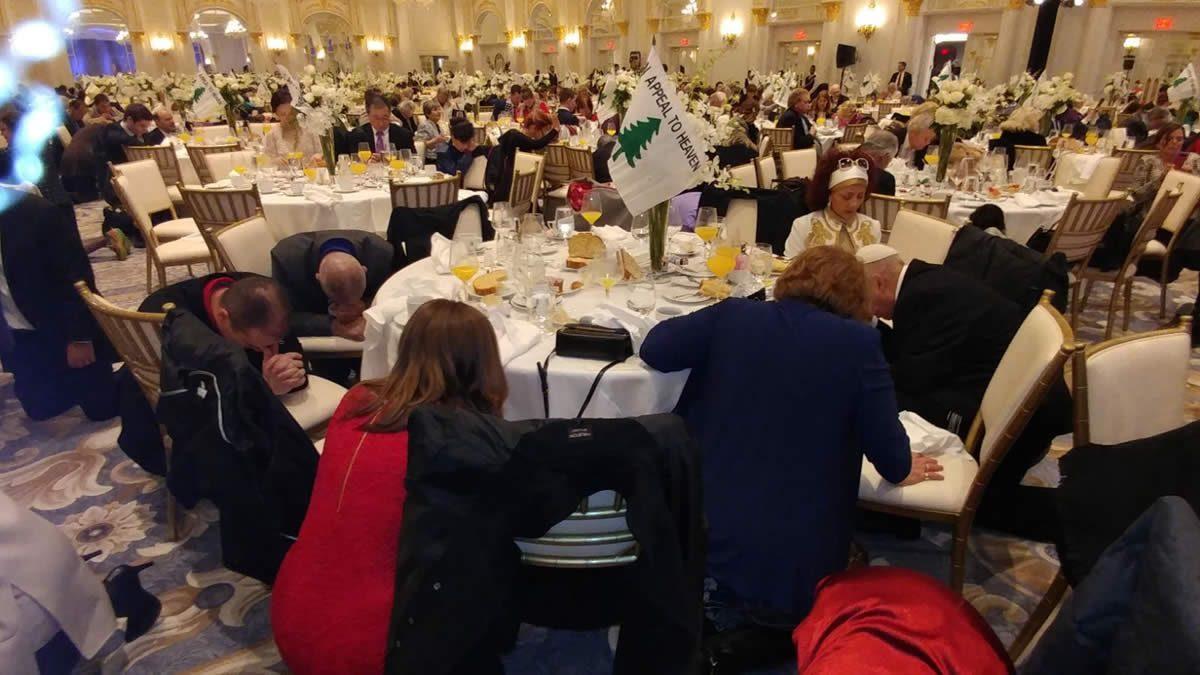 Inaugural Presidential Prayer Breakfast