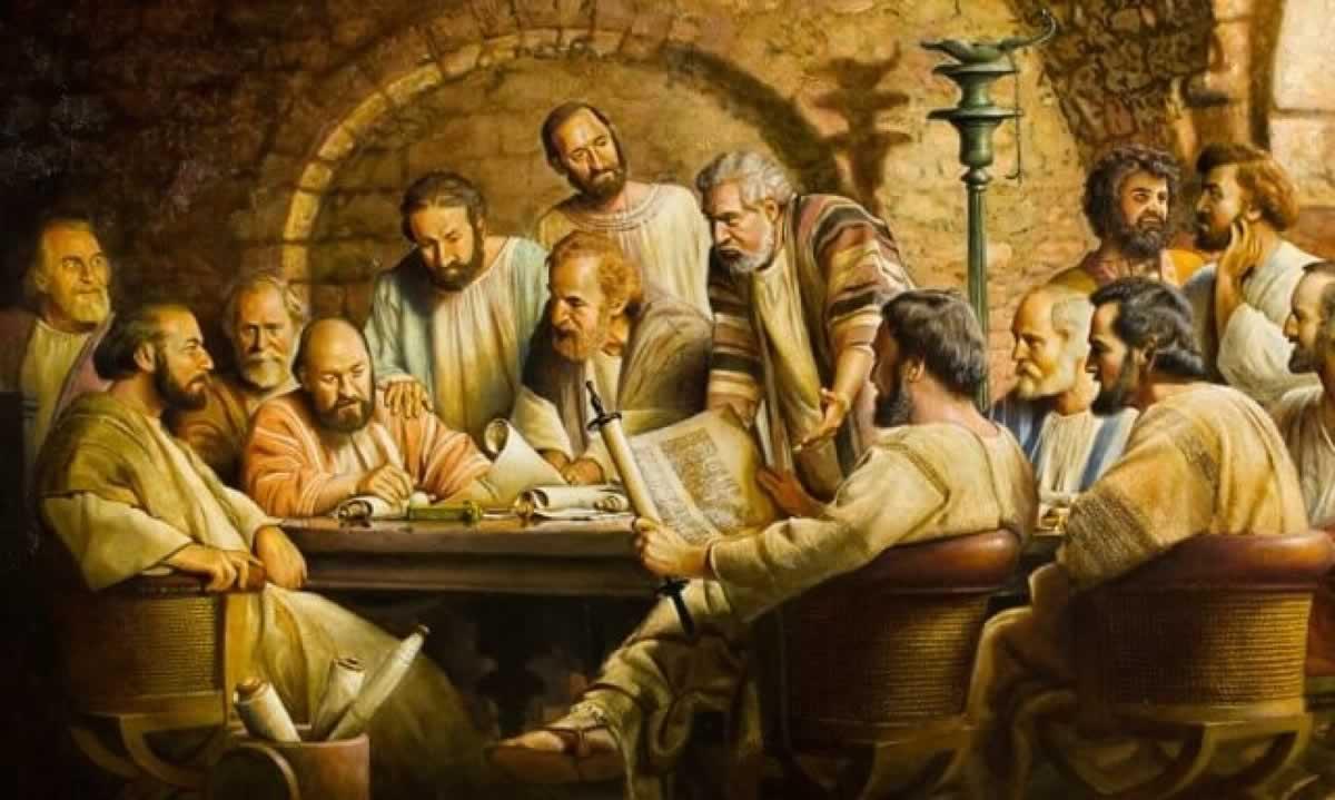 The Gospel Made in Heaven