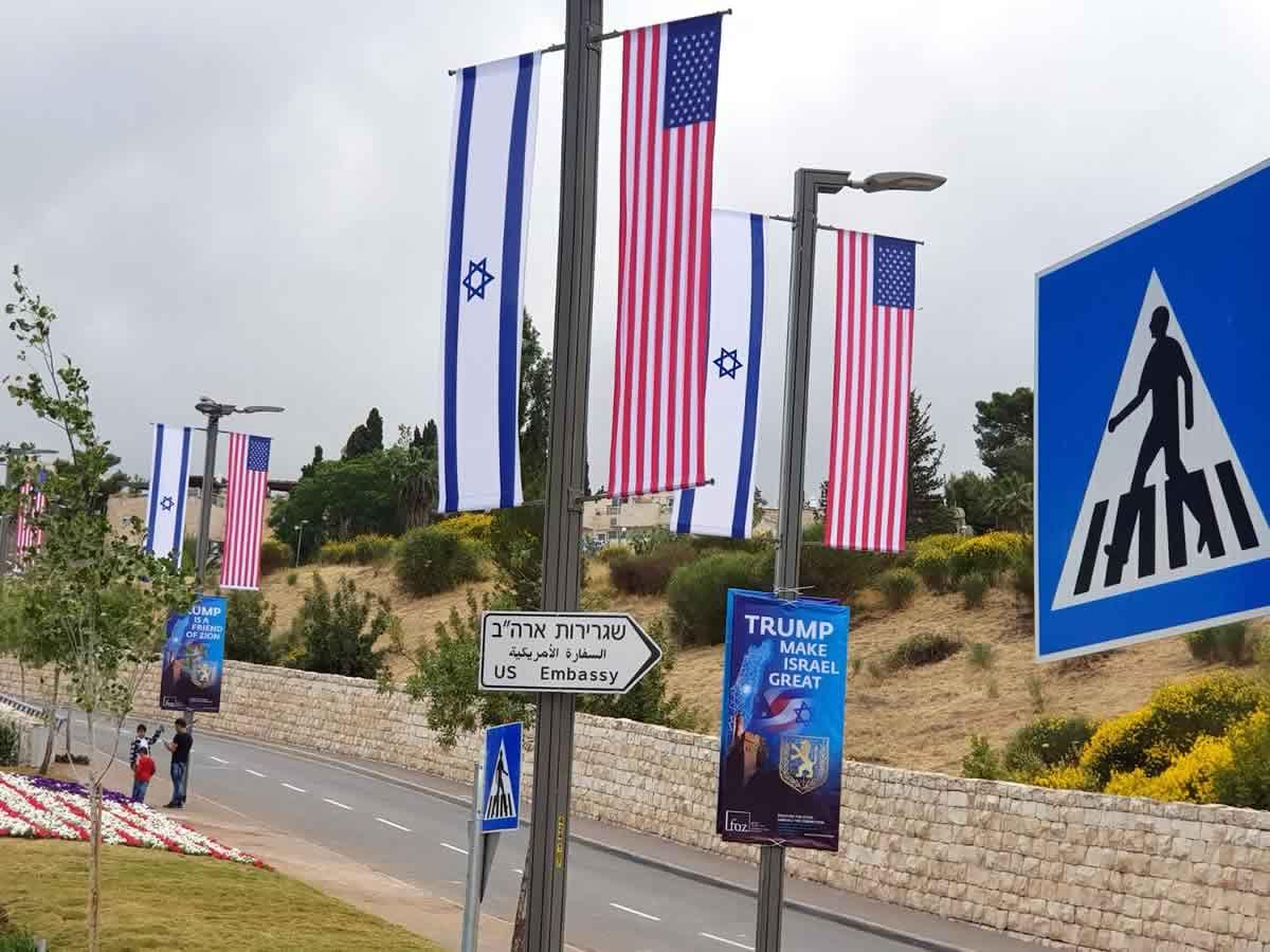 UNIFY Embassy in Yerushalayim