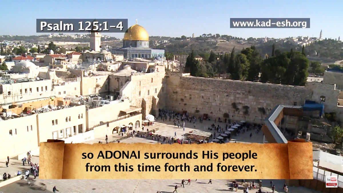 Within your gates of Jerusalem