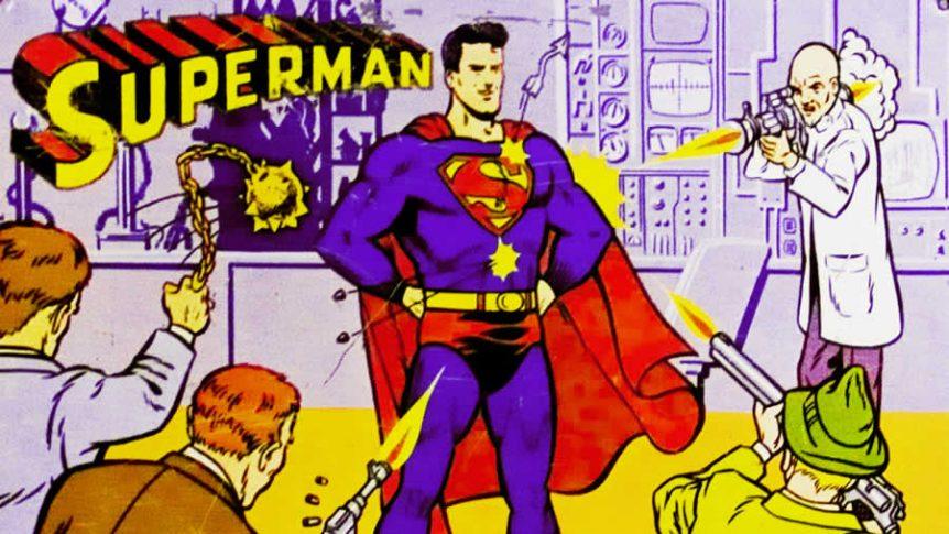 Wer oder was ist dein Kryptonit? | Kad-Esh MAP Ministries