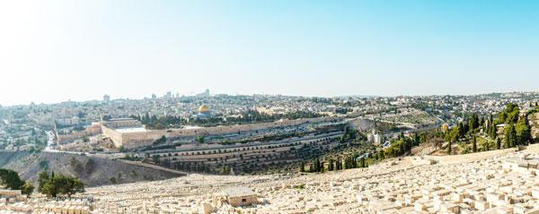 Focus on Jerusaelm