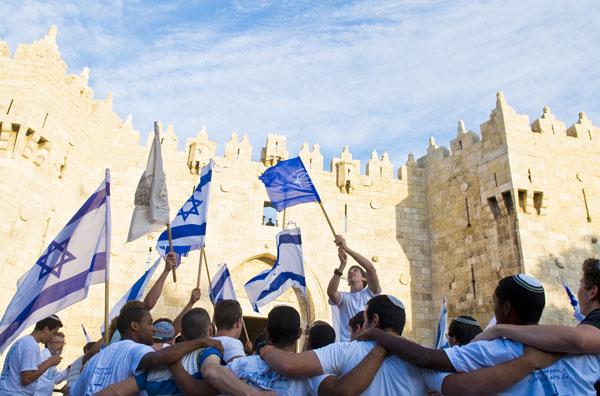 Non-Negotiables #4 – My Israel